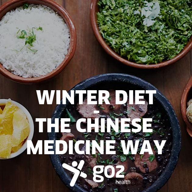 Winter Diet - The Chinese Medicine Way